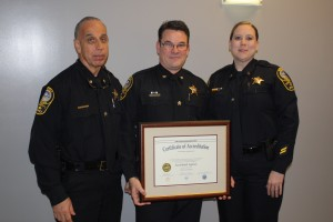 Norfolk Sheriff's Office 3rd Re-accred