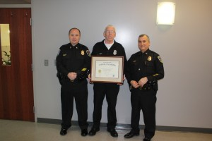 Chincoteague PD 1st Re-accred
